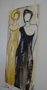 Leinwandbild Frauen